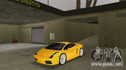 Lamborghini Gallardo v.2 para GTA Vice City