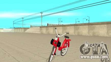Solex para GTA San Andreas