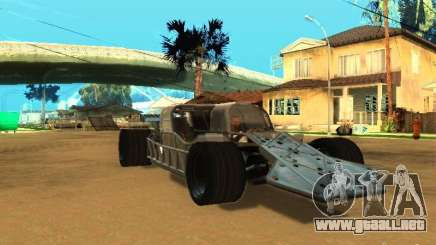 Fast & Furious 6 Flipper Car para GTA San Andreas