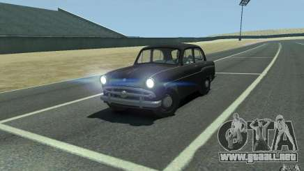 Moskvitch 407 v2.0 para GTA 4