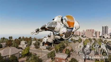Hierro hombre IV v 2.0 para GTA 4
