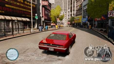 Velocímetro AdamiX v2 para GTA 4 segundos de pantalla
