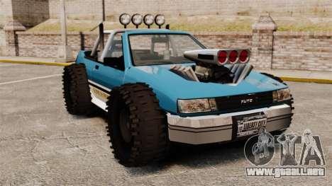 Jeep Futo Final para GTA 4