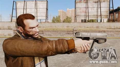 Pistola M6G del Magnum v2 para GTA 4