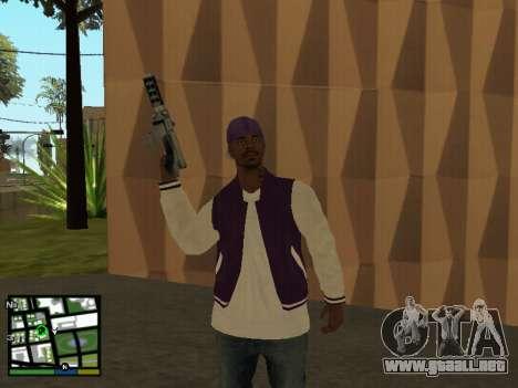 Ballas para GTA San Andreas tercera pantalla