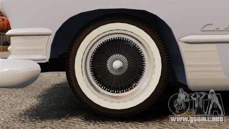 Cadillac Series 62 convertible 1949 [EPM] v4 para GTA 4 visión correcta