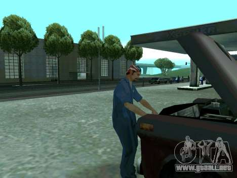 Dwayne and Jethro v1.0 para GTA San Andreas segunda pantalla