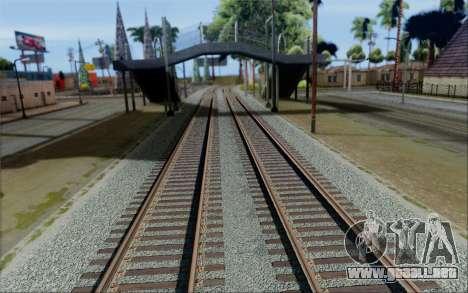 RoSA Project v1.2 Los-Santos para GTA San Andreas sucesivamente de pantalla
