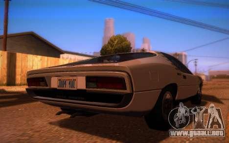 ENBS V3 para GTA San Andreas undécima de pantalla