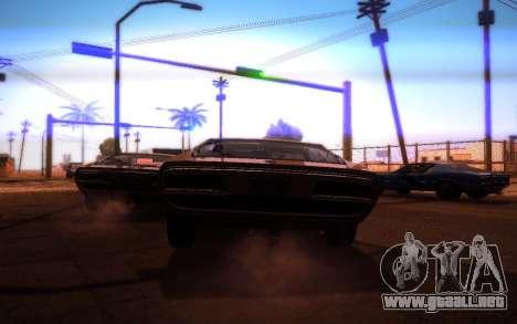 ENBS V3 para GTA San Andreas twelth pantalla