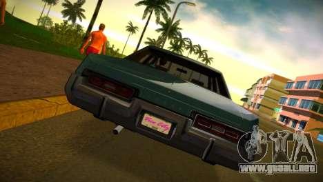 ENBSeries by FORD LTD LX v2.0 para GTA Vice City sucesivamente de pantalla