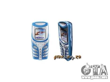 Nokia 5100 GTA Vice City para GTA Vice City