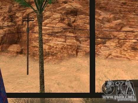 Conducir un 3.0 para GTA San Andreas sucesivamente de pantalla