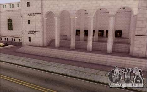 RoSA Project v1.2 Los-Santos para GTA San Andreas quinta pantalla