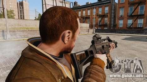 HK G36c para GTA 4 segundos de pantalla
