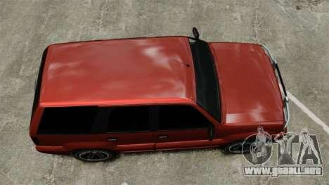 Cabalgata actualizado para GTA 4 visión correcta