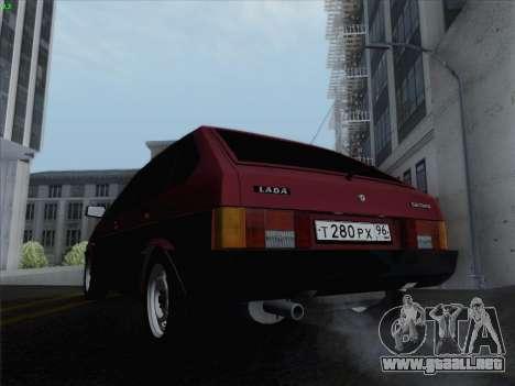 VAZ 21093i para vista lateral GTA San Andreas