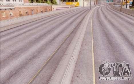 RoSA Project v1.2 Los-Santos para GTA San Andreas séptima pantalla