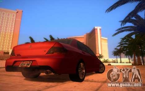 ENBS V3 para GTA San Andreas quinta pantalla