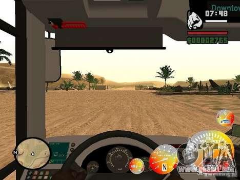 Conducir un 3.0 para GTA San Andreas