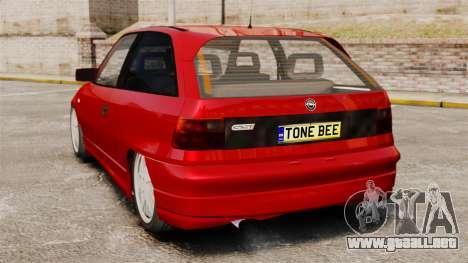 Opel Astra GSi 1993 para GTA 4