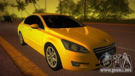 ENBSeries by FORD LTD LX v2.0 para GTA Vice City quinta pantalla