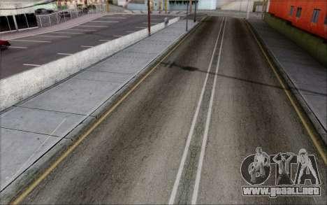 RoSA Project v1.2 Los-Santos para GTA San Andreas tercera pantalla