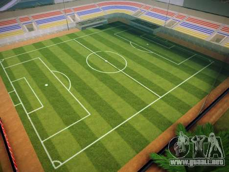 Campo de fútbol para GTA San Andreas