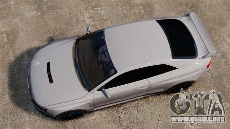 Audi S5 EmreAKIN Edition para GTA 4 visión correcta