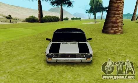 VAZ 2101 para la visión correcta GTA San Andreas