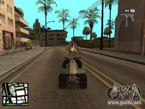 Trevor Philips de GTA 5 para GTA San Andreas sucesivamente de pantalla