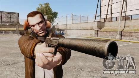 Walther PPK pistola autocargable v1 para GTA 4 tercera pantalla