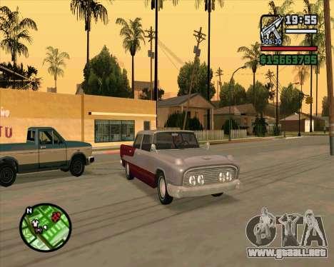 Oceanic HD para GTA San Andreas