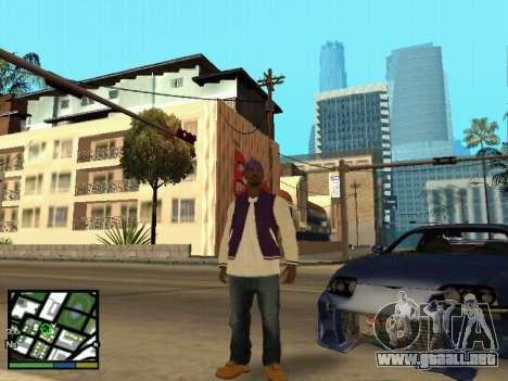 Ballas para GTA San Andreas
