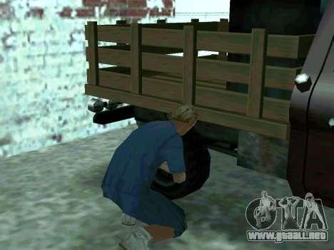 Dwayne and Jethro v1.0 para GTA San Andreas tercera pantalla
