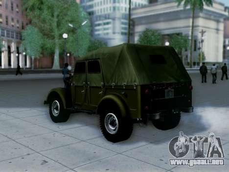 UAZ-69A para GTA San Andreas left