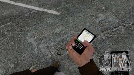 Kaskus tema para el teléfono móvil para GTA 4