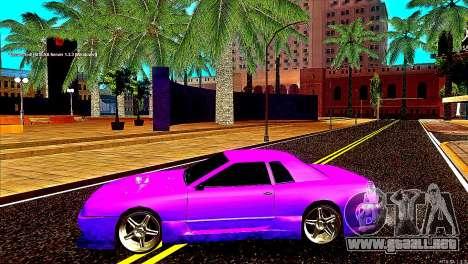Elegy Drift Silvia para la visión correcta GTA San Andreas