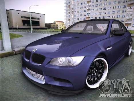 BMW M3 E92 Hamann 2012 para GTA San Andreas
