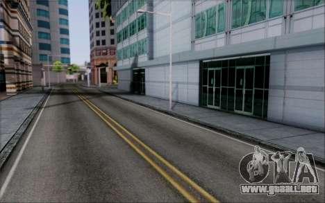 RoSA Project v1.2 Los-Santos para GTA San Andreas segunda pantalla