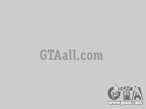 Mercedes-Benz S600L (W220) con controlador para GTA Vice City vista lateral izquierdo