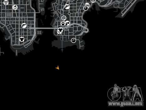 Pista de Nitro ultra para GTA 4 octavo de pantalla