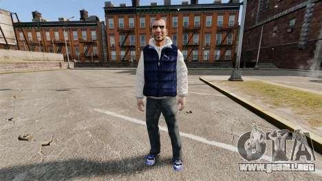 Ropa nueva para Hossan para GTA 4
