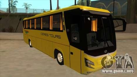Yanson Legacy - CERES TOURS 55003 para GTA San Andreas left