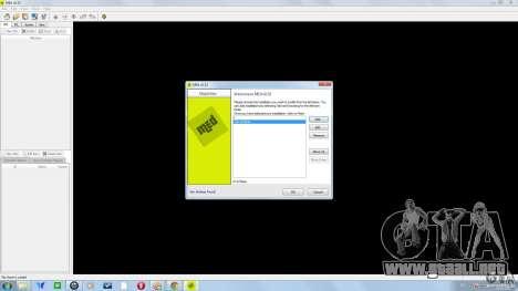 Map Editor v0.32 para GTA San Andreas