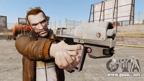 Pistola M6G de la v1 de Magnum para GTA 4 tercera pantalla