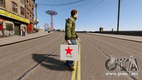 Paquete Macys para GTA 4