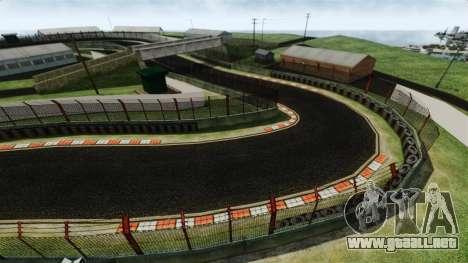 Pista de Nitro ultra para GTA 4 sexto de pantalla