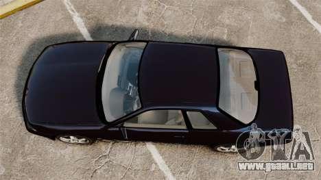 Nissan Skyline R32 GTS-t para GTA 4 visión correcta