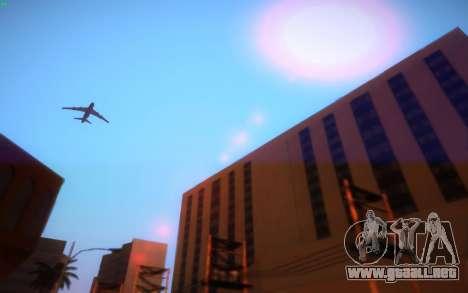 ENBS V3 para GTA San Andreas sexta pantalla